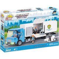 Cobi 1573 ACTION TOWN Policejní kamion 4