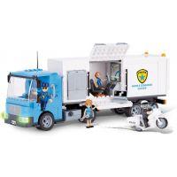 Cobi 1573 ACTION TOWN Policejní kamion