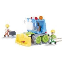 Cobi 1672 ACTION TOWN Pásový buldozer