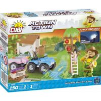 COBI 1869 ACTION TOWN Farma ovocný sad 150 k 1 f 2