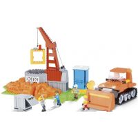 COBI 1674 ACTION TOWN Stavebné stroje