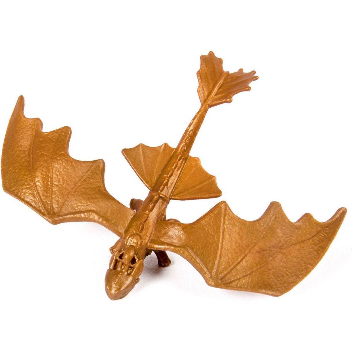 Cobi Jak vycvičit draka figurky draků Toothless 4923