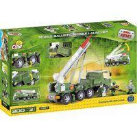 Cobi 2364 Small Army Vozidlo s raketometem 2