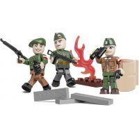 Cobi Malá armáda 2035 Tri figúrky s doplnkami Varšavské povstanie
