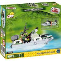 Cobi 2148 Small Army Motorový člun Shark 2