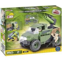 COBI 2160 Small Army II WW 4WD Pickup 2