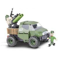 COBI 2160 Small Army II WW 4WD Pickup 3
