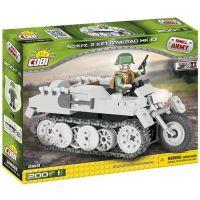 Cobi 2168 SMALL ARMY II WW SdKfsz 2 NSU HK-101 200 k 1 f 2