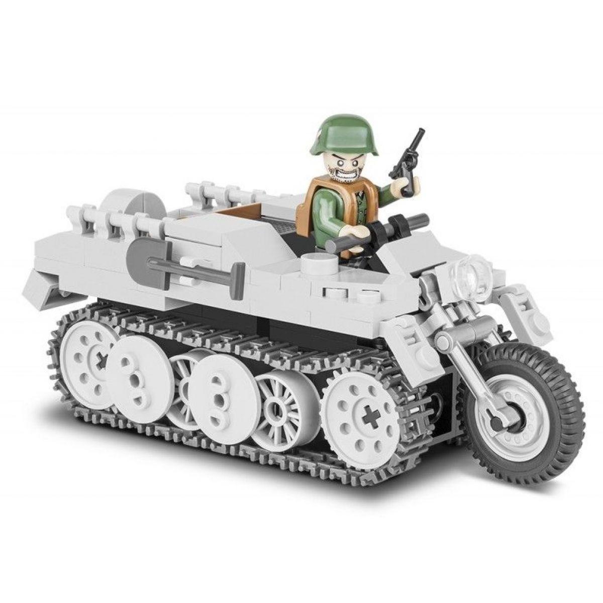 Cobi 2168 SMALL ARMY II WW SdKfsz 2 NSU HK-101 200 k 1 f