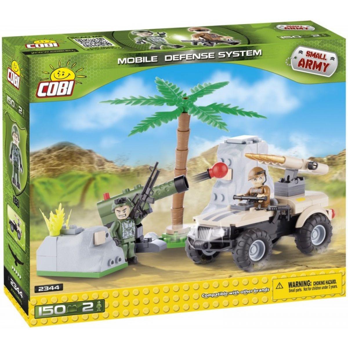 Cobi 2344 Small Army Mobilní obranný systém