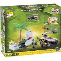 Cobi 2344 Small Army Mobilní obranný systém 2