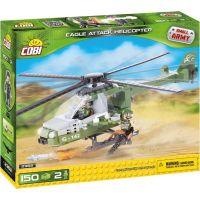 Cobi 2362 Small Army EAGLE útočná helikoptéra