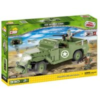 Cobi 2368 SMALL ARMY II WW M3 Scout Car