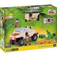 Cobi 2374 Small Army Terénne vozidlo 3