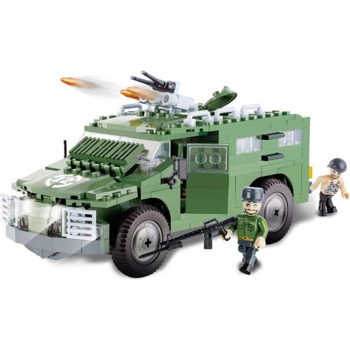 COBI 2414 Small Army ozbrojené vozidlo 300 k 2 f