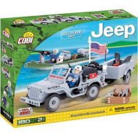COBI 24193 Small Army JEEP Willys MB US Navy