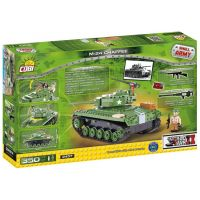 Cobi 2457 II. světová válka Tank M24 CHAFFEE 2
