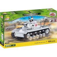 COBI 2459 Small Army WW Panzer II Ausf. C