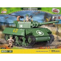 COBI 2475 Small Army II WW M10 Wolverine 4