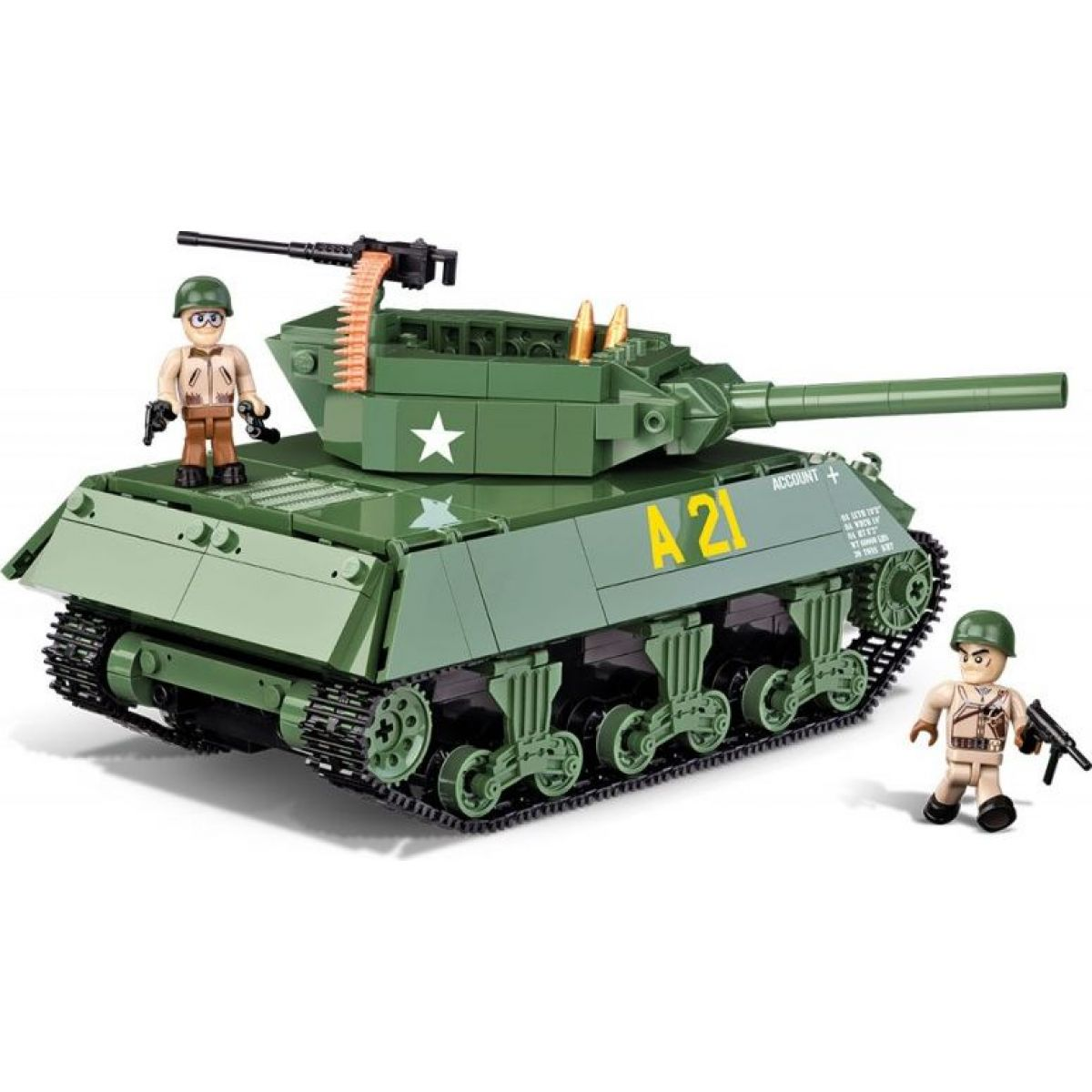 COBI 2475 Small Army II WW M10 Wolverine