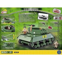 COBI 2475 Small Army II WW M10 Wolverine 5
