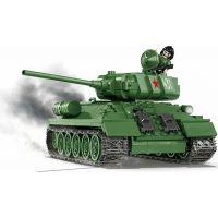 COBI 2476 SMALL ARMY – II WW Tank T-34-85 m 1944 2