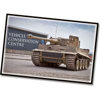 COBI 2477 Small Army Tank Tiger číslo 131 3