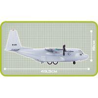 Cobi 2606 Small Army Letadlo Hercules 4