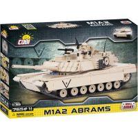 Cobi Malá armáda 2608 M1A2 Abrams - Poškozený obal 2