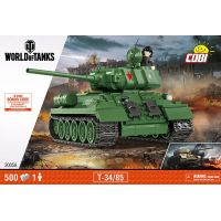 Cobi Malá armáda 3005A World of Tanks T-34-85