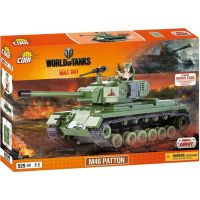 Cobi 3008 World of Tanks M46 Patton 525 k