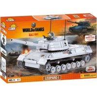 COBI 3009 World of Tanks Leopard I 485 k 1 f