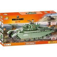 Cobi 3010 World of Tanks Centurion I 610 k 1 f