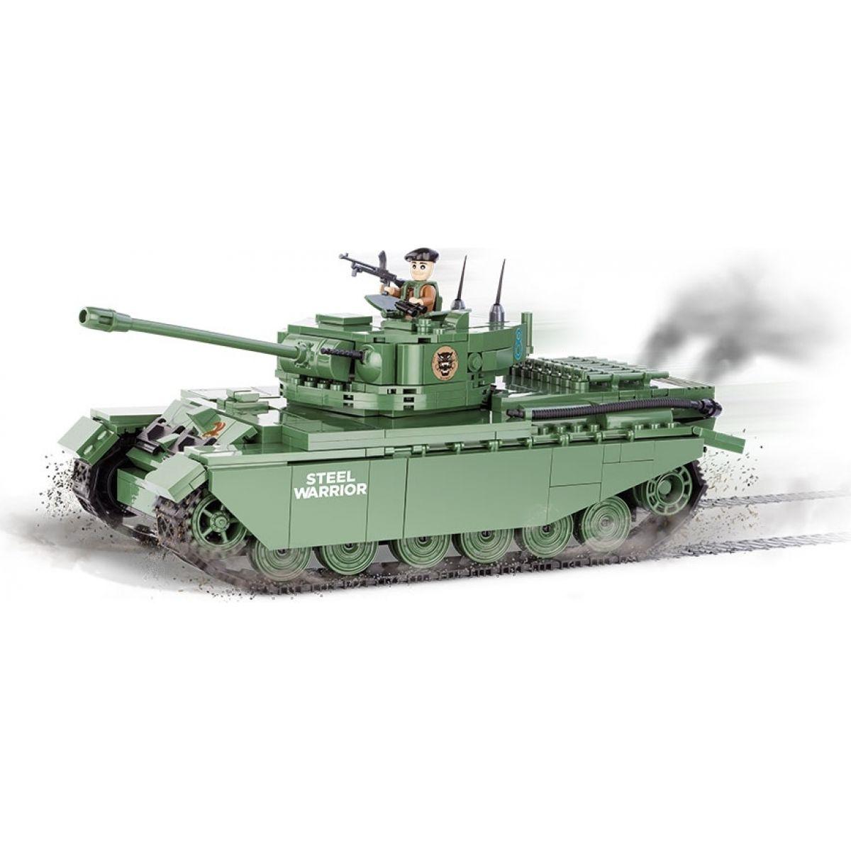 Cobi 3010 World of Tanks Centurion I 610 k 1 f