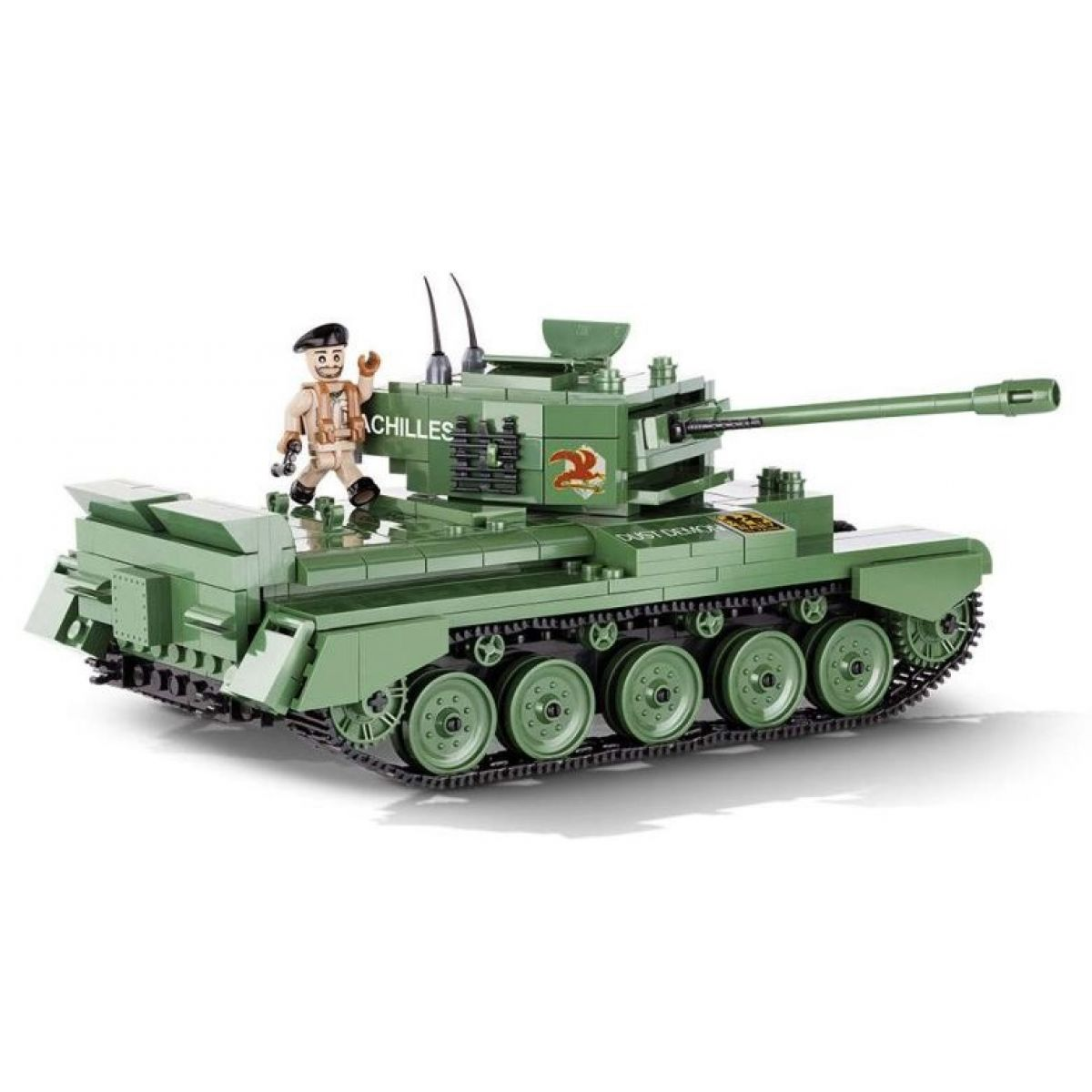 Cobi Malá armáda 3014 World of Tanks Tank A34 Comet