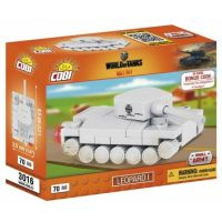 COBI 3016 WORLD of TANKS Nano Tank Leopard 1 70 k