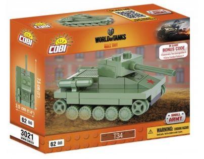 Cobi 3021 Small Army World of Tanks Nano Tank T-34