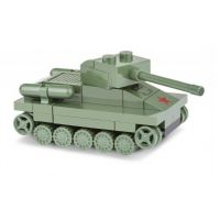 Cobi 3021 Small Army World of Tanks Nano Tank T-34 2