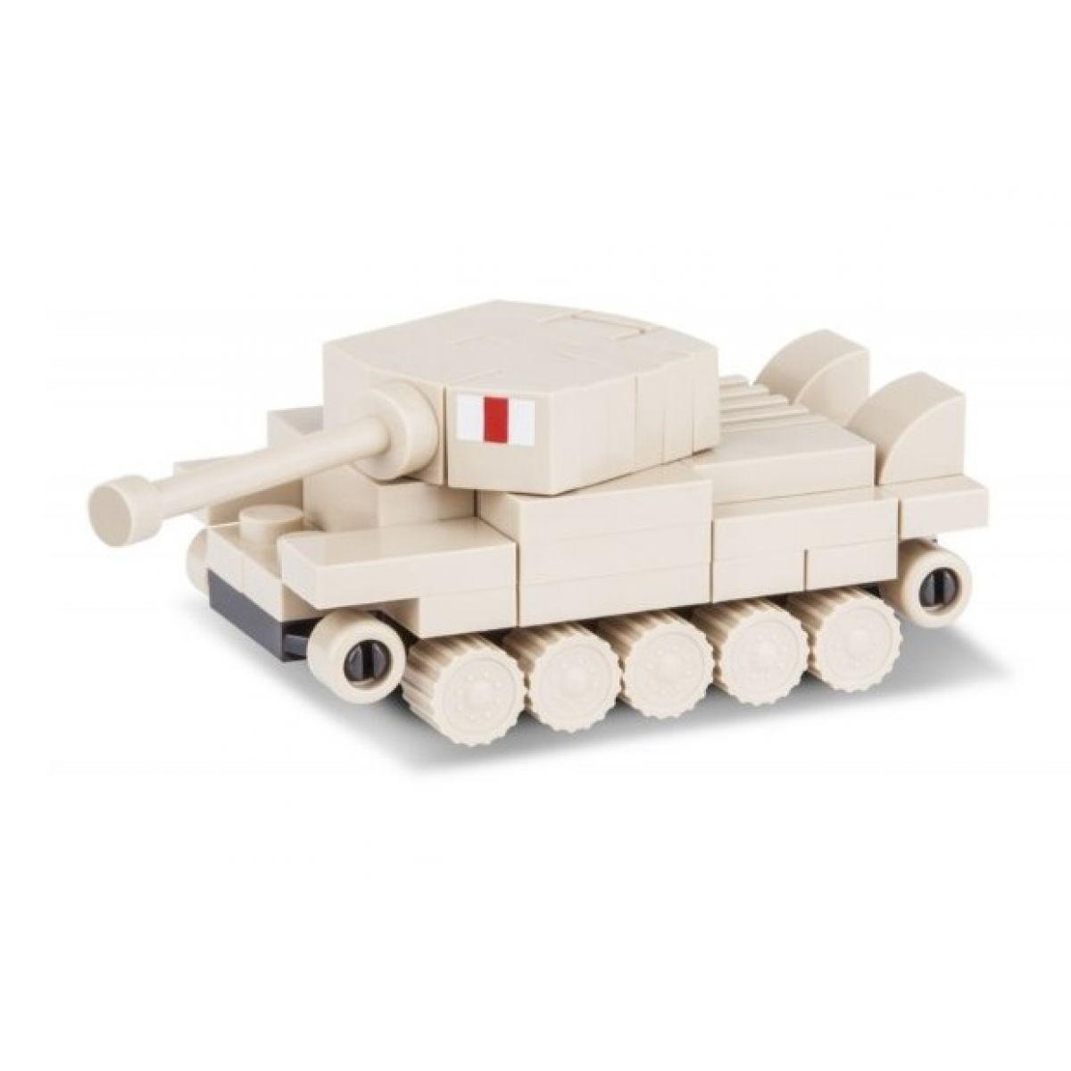 COBI 3018 WORLD of TANKS Nano Tank Cromwell 72 k