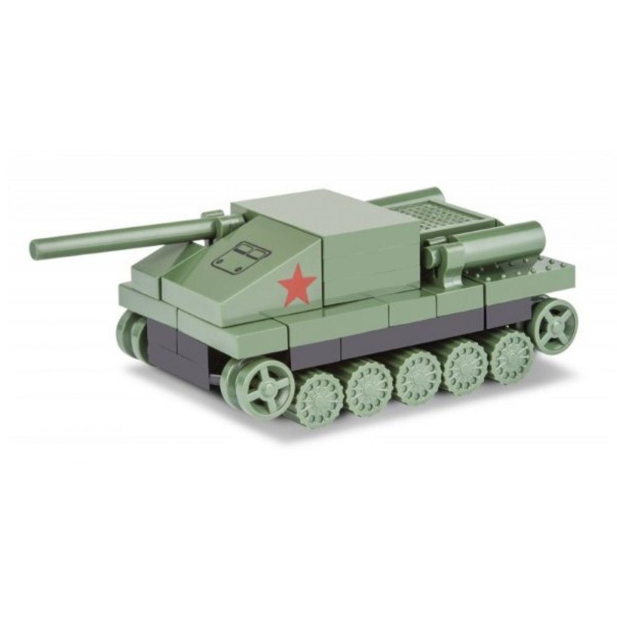 COBI 3020 WORLD of TANKS Nano Tank SU 85 63 k
