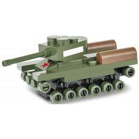 Cobi 3026 World of Tanks Nano Tank IS-2 53 k 3
