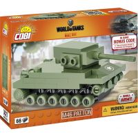 Cobi 3027 World of Tanks Nano Tank M46 Patton 66 k