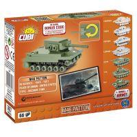 Cobi 3027 World of Tanks Nano Tank M46 Patton 66 k 2
