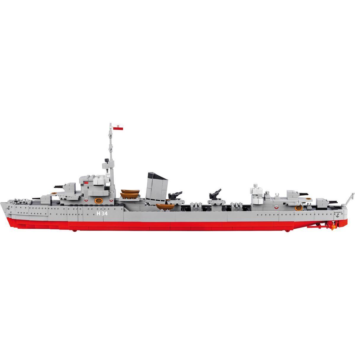 COBI 4807 II WW ORP Błyskawica, 1: 200, 670 k