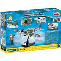COBI 5512 SMALL ARMY Supermarine Spitfire Mk VB 2