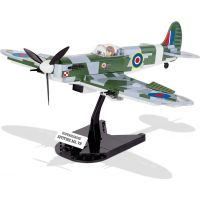 COBI 5512 SMALL ARMY Supermarine Spitfire Mk VB 4