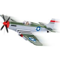 COBI 5513 SMALL ARMY North American P-51C Mustang 250 k 3
