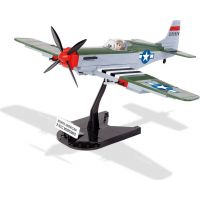 COBI 5513 SMALL ARMY North American P-51C Mustang 250 k 4