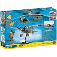 COBI 5516 Small Army II WW PZL P-11 c 2