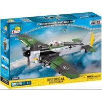 Cobi 5704 Small Army Focke-Wulf FW-190 A-8 285 k 1 f